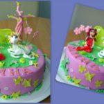 Mia and Me Cakes