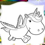 Mia and Me – Kids Coloring Unicorn and Mia Edition – iOS App